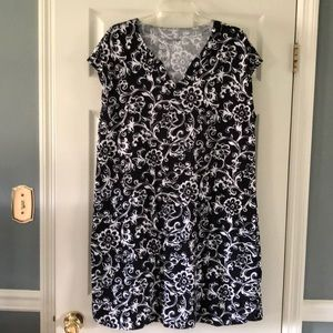 Lands End swimsuit coverup